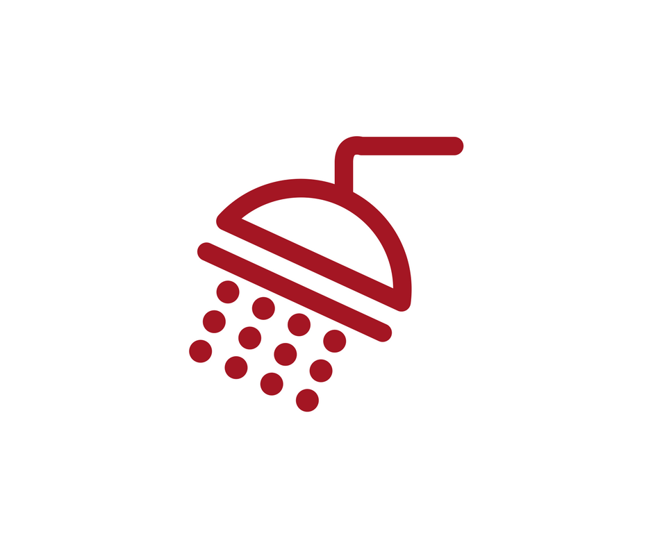 hot water icon